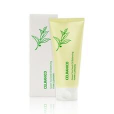 Балансирующая пенка с семенами зеленого чая CELRANICO Green Tea Seed Oil Balancing Foam Cleansing, 150 мл