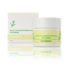 Балансирующий крем с семенами зеленого чая CELRANICO Green Tea Seed Oil Balancing Cream, 50 мл