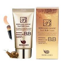 ББ-крем с муцином улитки BERGAMO Magic Snail B.B Cream SPF 50/PA+++, 50 мл