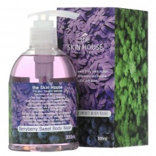 Гель для душа с экстрактом ягод The Skin House Berry Berry Sweet Body Wash, 300 мл