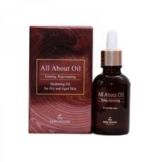 Антивозрастная сыворотка на масляной основе The Skin House All About Oil, 30 мл