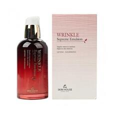 Эмульсия против морщин с женьшенем Wrinkle Supreme The Skin House Wrinkle Supreme Emulsion, 130 мл