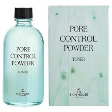 Тонер с абсорбирующей пудрой Pore control The Skin House Pore Control Powder Toner, 130 мл