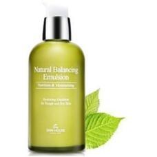 Балансирующая эмульсия Natural Balancing The Skin House Natural Balancing Emulsion, 130 мл