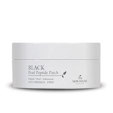 Гидрогелевые патчи с пептидами и экстрактом чёрного жемчуга The Skin House Black Pearl Peptide Patch, 60 шт