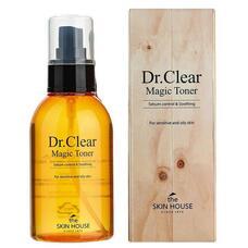 Тонер против воспалений Dr. Clear The Skin House Dr.Clear Magic Toner, 130 мл