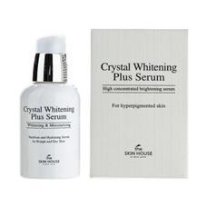 Сыворотка для выравнивания тона лица Crystal Whitening The Skin House Crystal Whitening Plus Serum, 50 мл