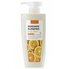 Гель для душа WELCOS Around me Mandarin Blending Body Wash 500 гр
