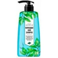 Шампунь для волос WELCOS Around me peppermint Hair Shampoo 500 мл