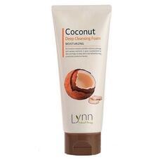 Пенка очищающая кокосовая WELCOS Natural Therapy Lynn Coconut Deep Cleansing Foam 120 г