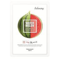 Маска для лица WELCOS Kwailnara Watermelon Balancing Facial Mask 20 мл
