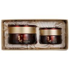 Набор уходовый антивозрастной WELCOS Hyo Yeon Jayang Cream Set 50мл/15мл