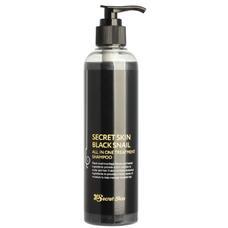 Шампунь для волос SECRET SKIN BLACK SNAIL ALL IN ONE TREATMENT SHAMPOO 250 мл