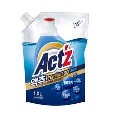 Гель для стирки белья ACT'Z Primium Gel Fresh (Pouch 1L)