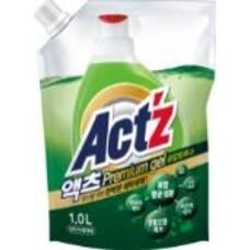 Гель для стирки белья ACT'Z Primium Gel Eucalyptus (Pouch 1L)