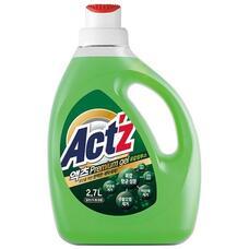 Гель для стирки белья ACT'Z Primium Gel Eucalyptus (Bottle 2.7L)