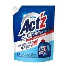 Гель для стирки белья ACT'Z Perfect Baking soda (Pouch 2.2L)