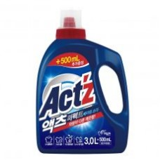 Гель для стирки белья ACT'Z Perfect Baking soda (Bottle 3.0L+500ml)