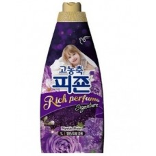 Кондиционер для белья PIGEON RICH PERFUME SIGNATURE Hi-Enriched Fabric Softener Mistic Rain (Bottle 1000)