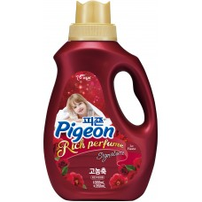 Кондиционер для белья PIGEON RICH PERFUME SIGNATURE Hi-Enriched Fabric Softener La Fiesta (Bottle 2000)