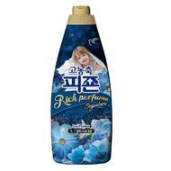 Кондиционер для белья PIGEON RICH PERFUME SIGNATURE Hi-Enriched Fabric Softener Ice Flower (Bottle 1000)