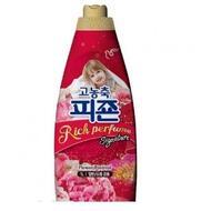 Кондиционер для белья PIGEON RICH PERFUME SIGNATURE Hi-Enriched <Fabric Softener> Flower Festival (Bottle 1000)