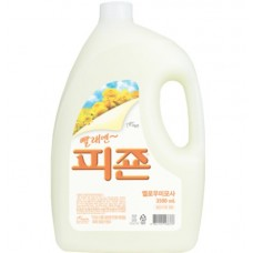 Кондиционер для белья PIGEON REGULAR FABRIC SOFTENER YELLOW (Bottle 3500)