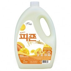 Кондиционер для белья PIGEON REGULAR FABRIC SOFTENER YELLOW (Bottle 3100)