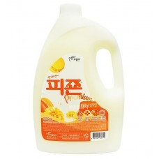 Кондиционер для белья PIGEON REGULAR FABRIC SOFTENER YELLOW (Bottle 2500ml)