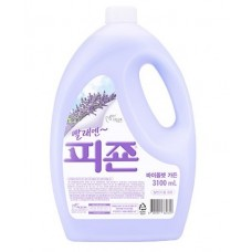 Кондиционер для белья PIGEON REGULAR FABRIC SOFTENER VIOLET GARDEN (Bottle 3100)