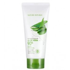 Гель для душа с экстрактом алое NATURE REPUBLIC Soothing & Moisture Aloe Vera Body Shower Gel 150 мл