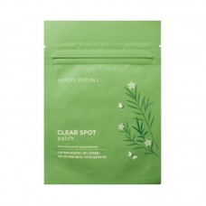 Патчи против акне NATURE REPUBLIC Clear Spot Patch (bee Venom) 18 шт