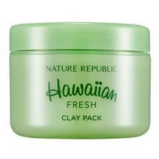 Маска для глубокого очищения NATURE REPUBLIC HAWAIIAN FRESH CLAY PACK 95 мл
