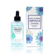 Сыворотка для лица MAYISLAND Real Flower Ampoule Cornflower 100 мл