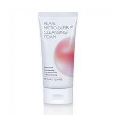 Пенка для умывания MAYISLAND Pearl Micro-Bubble Cleansing Foam 120 мл