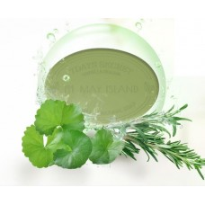 Мыло для проблемной кожи MAYISLAND 7Days Secret Centella Cica Pore Cleansing Bar 85 гр