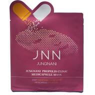 Маска тканевая с прополисом JNN JUNGNANI PROPOLIS CLINIC MEDICAPSULE MASK 23 мл