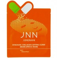 Маска тканевая коллагеновая JNN JUNGNANI COLLAGEN LIFTING CLINIC MEDICAPSULE MASK 23 мл