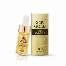 Сыворотка для лица с 24К золотом JUNGNANI JNN-II 24K GOLD HALO AMPOULE 15 мл