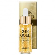 Сыворотка для лица с 24К золотом JUNGNANI JNN-II 24K GOLD HALO AMPOULE 30 мл
