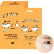 Патчи для глаз гидрогелевые с коллагеном G9SKIN Self Aesthetic Collagen Hydrogel eye patch 3 гр