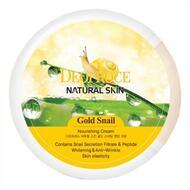 Крем для лица и тела DEOPROCE NATURAL SKIN GOLD SNAIL NOURISHING CREAM 100 гр