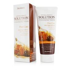 Пенка-скраб для умывания бурый сахар NATURAL PERFECT SOLUTION CLEANSING FOAM PORE CARE 170 гр