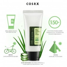 Крем для лица солнцезащитный с алое пробник COSRX Aloe Soothing Sun Cream SPF50 PA+++ SAMPLE