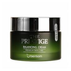 Крем для лица питательный BERRISOM The Prestige Balancing Cream 50 гр