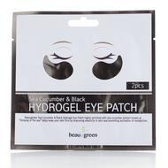 Патчи для глаз Beauugreen Sea Cucumber&Black Hydrogel Eye Patch 1pai 4гр*2
