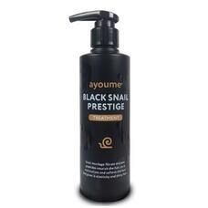 Маска для волос с муцином улитки AYOUME BLACK SNAIL PRESTIGE TREATMENT 240 мл