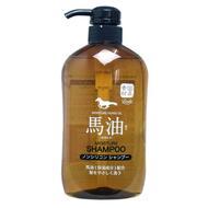 Шампунь для волос LOSHI без силикона с содержанием конского жира 600 мл