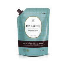 Концентрированное средство для мытья посуды LION Chamgreen Tea Garden Бергамот мягкая уп. 1250 гр