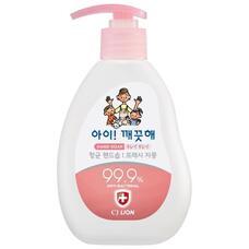 Жидкое мыло для рук LION Ai - Kekute Свежий грейпфрут с антибактериальным эффектом флакон 250 мл